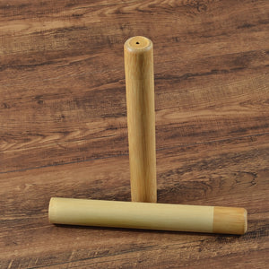Toothbrush Holder Case™: Eco-friendly Toothbrush Bamboo Tube