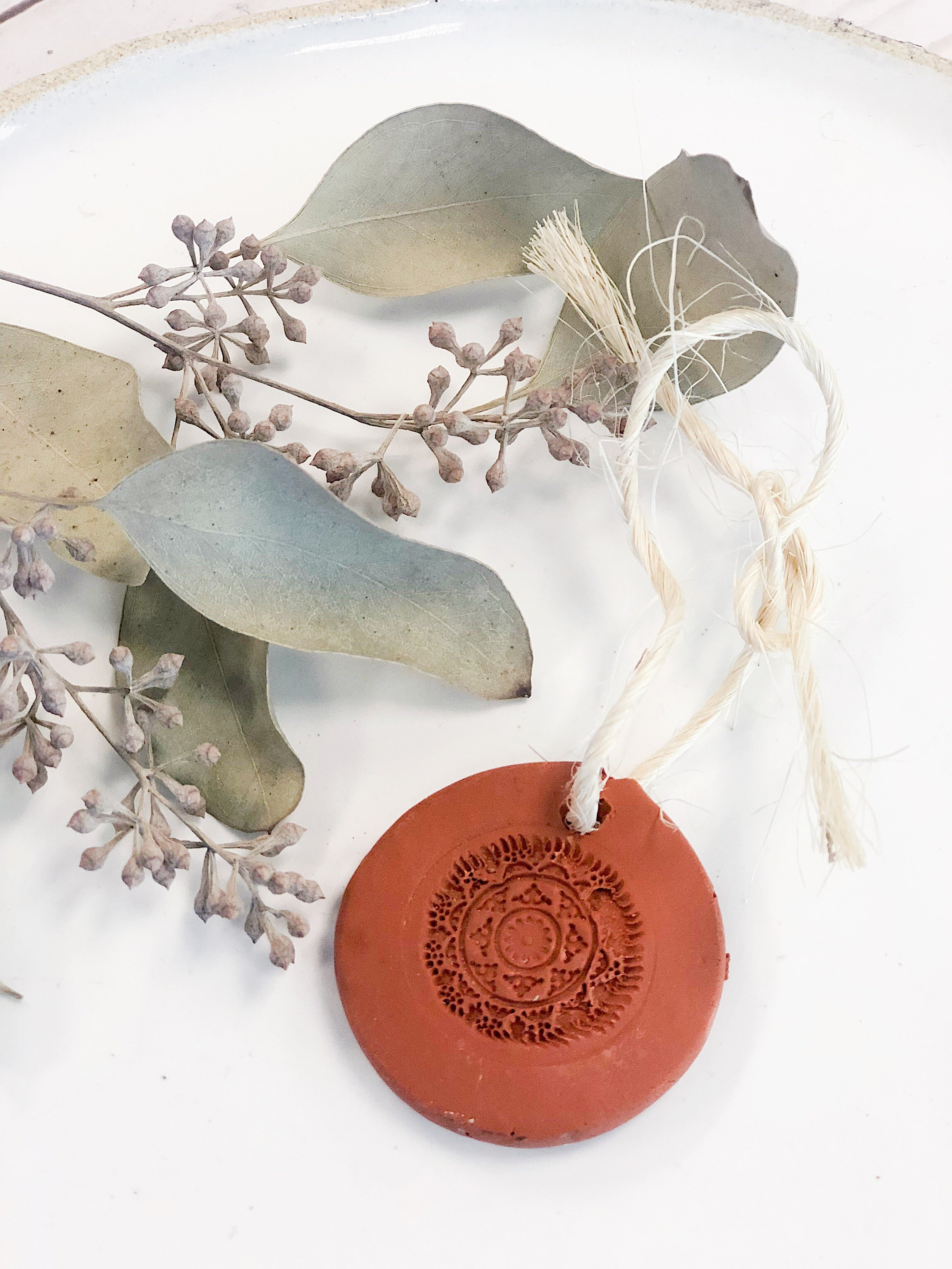 Terracotta Essential Oil Freshener
