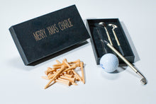 Load image into Gallery viewer, Awesome 3 Golf Club Pen Set in gift box - bamboomamboo europe