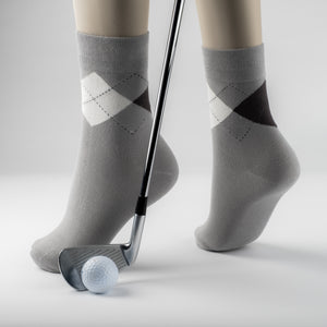 Luxury Bamboo fibre  Golf and office  collection  socks - bamboomamboo europe