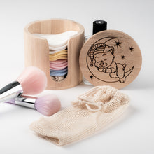 Charger l'image dans la galerie, SNUGGLE BEAR     Bamboo mamboo cotton / bamboo makeup remover pads - bamboomamboo europe