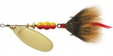 Mepps Squirrel Tail 3-8 Gold-Brown