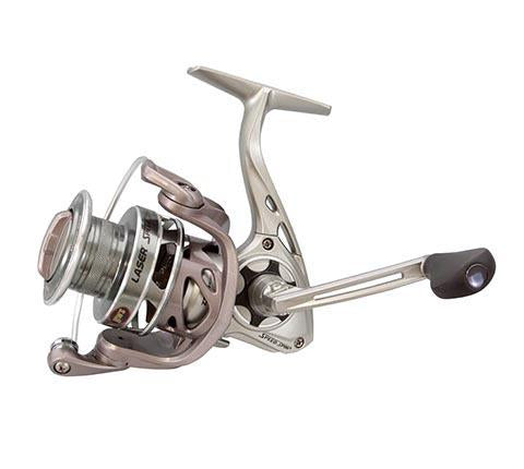 Lews Laser LSG Speed Spin Spinning Reel 8BB 5.2:1 45-10lb