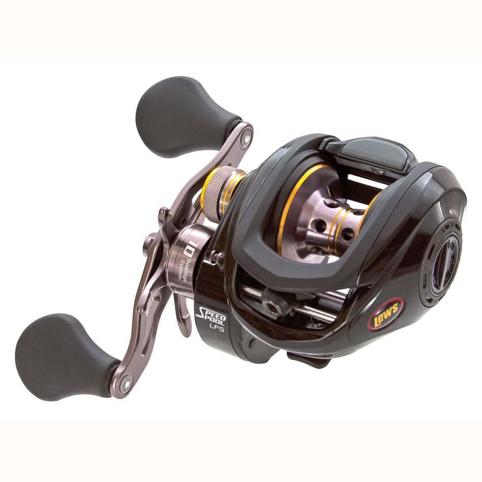 Lews Tournament MP Baitcast Reel 10BB 8.3:1