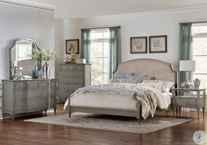 6 Pc King Bedroom Set