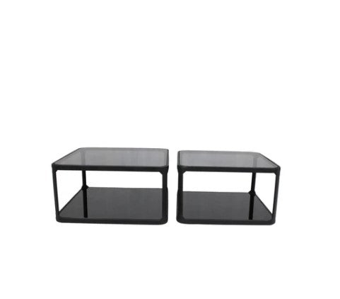 2 Pc Bunching Coffee Table