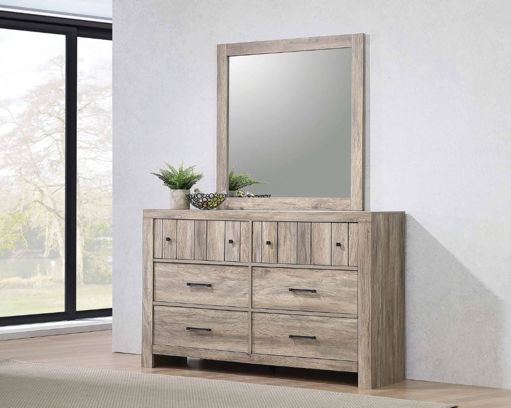 Adelaide 6-Drawer Dresser