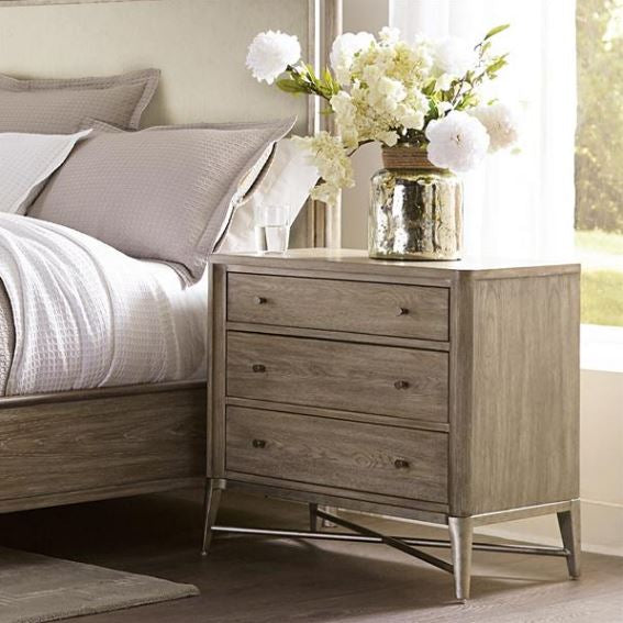 Sophie 3-Drawer Nightstand