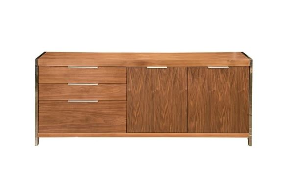Placide Walnut Sideboard