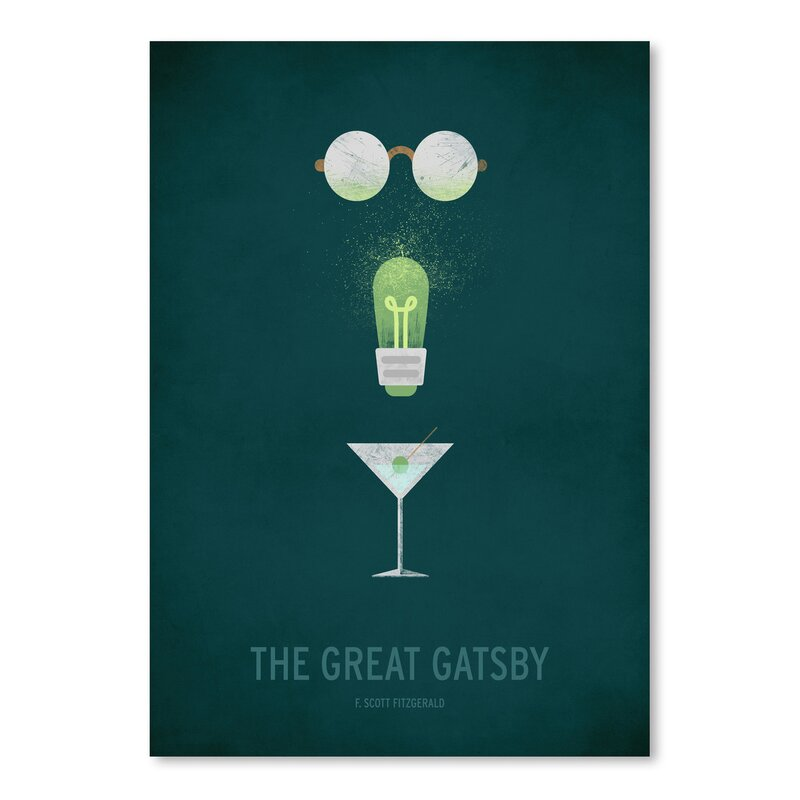 The Great Gatsby Canvas Art