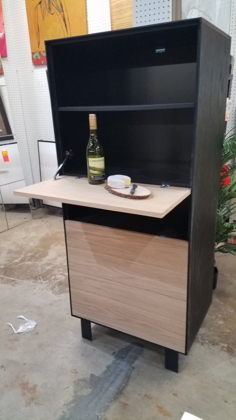 Bentley Bar Cabinet