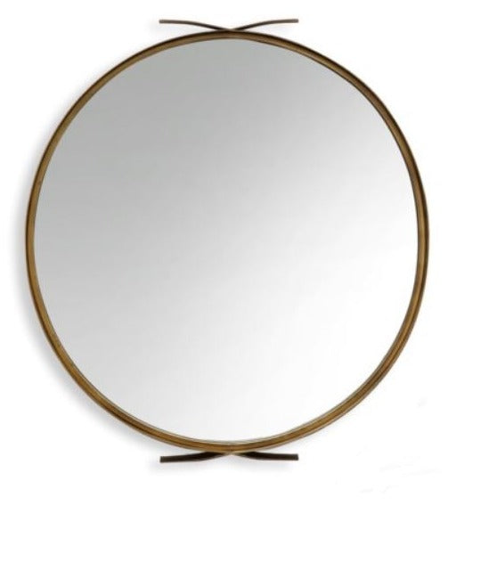Beveled Magnifying Mirror