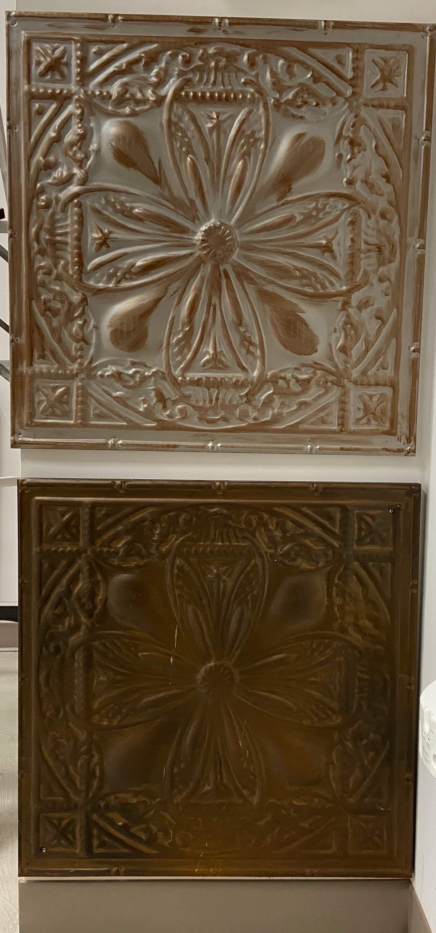 2 Pc. Metal Wall Decor