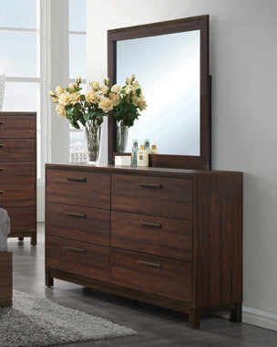 Edmonton 6-Drawer Dresser