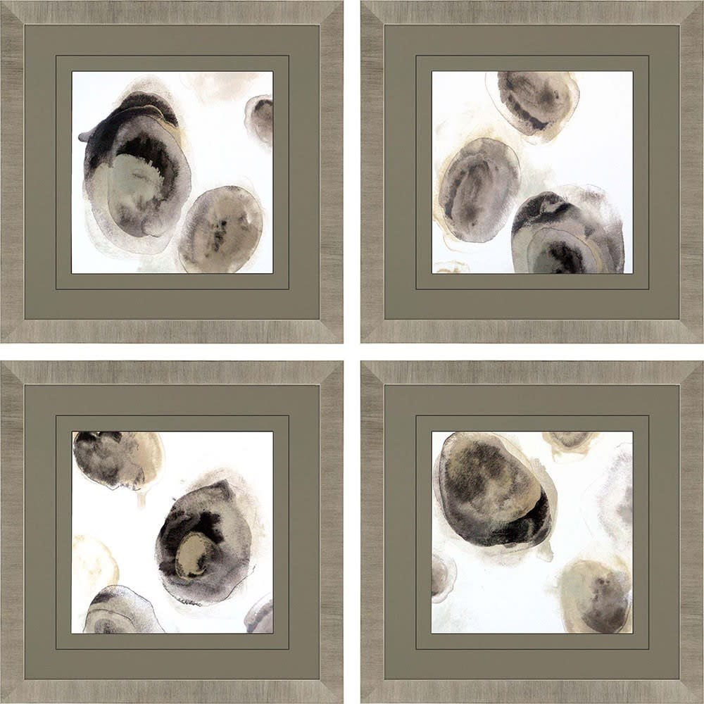 Stones Artwork (Set of 4)
