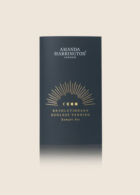 Complimentary Deluxe Sampling Booklet - Amanda Harrington London