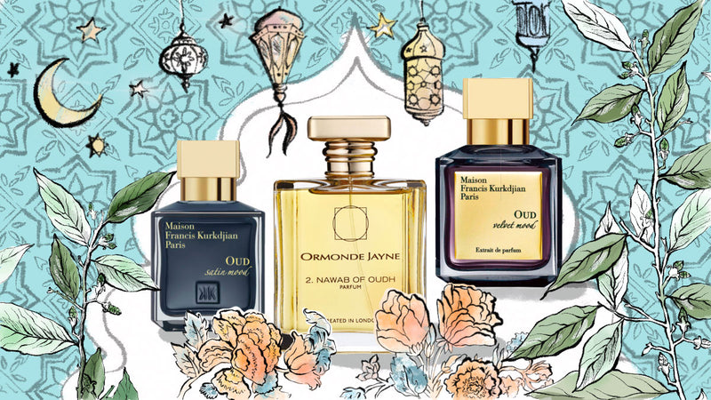 Oud fragrances for Eid Al Adha from Scentitude