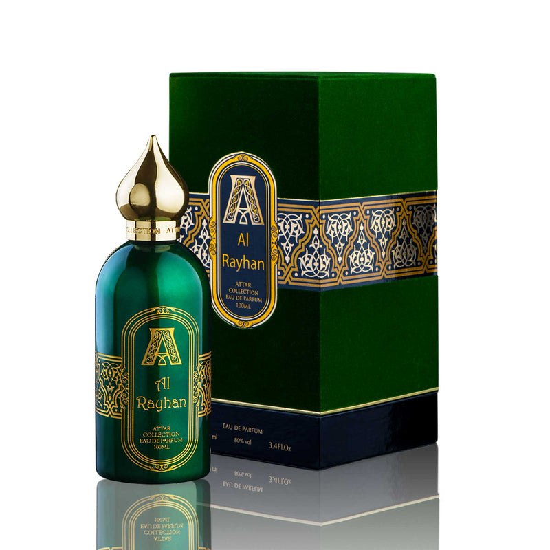 Al Reyhan from the Attar Collection, niche perfume from Scentitude online store