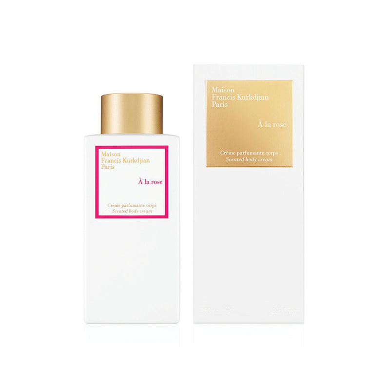 A La Rose body cream by Maison Francis Kurkdjian, perfume UAE
