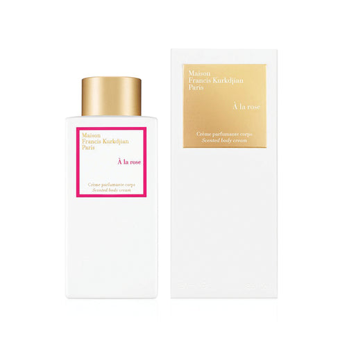 A La Rose shower cream by Maison Francis Kurkdjian, perfume UAE