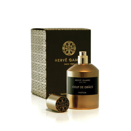 Coup De Grace parfum couture by Hervé Gambs, shop for perfume online at Scentitude