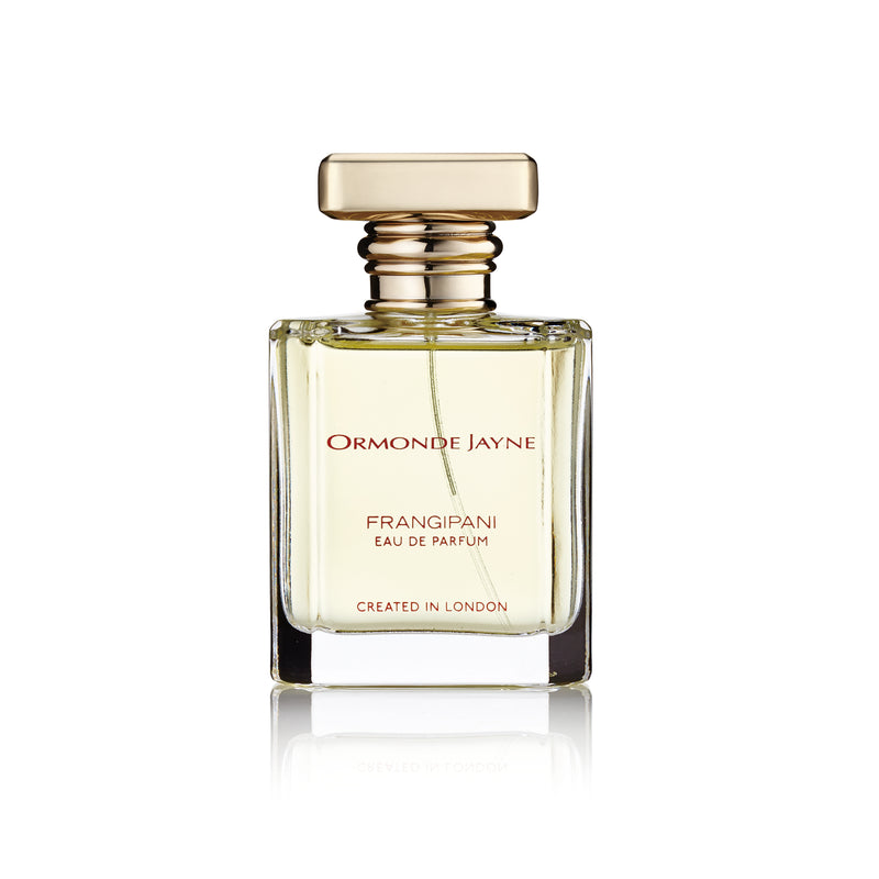 Frangipani eau de parfum by Ormonde Jayne available from Scentitude perfume