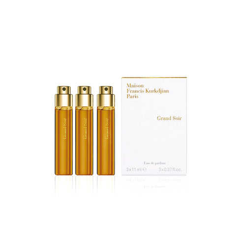 Grand Soir Globe Trotter refills and other perfume in Dubai from Scentitude online shop