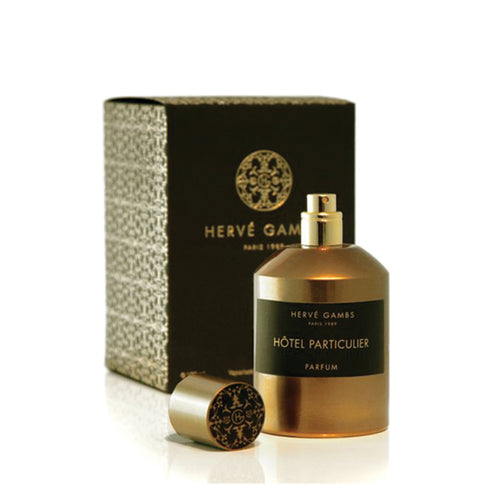Hotel Particulier parfum couture by Hervé Gambs, shop for perfume online