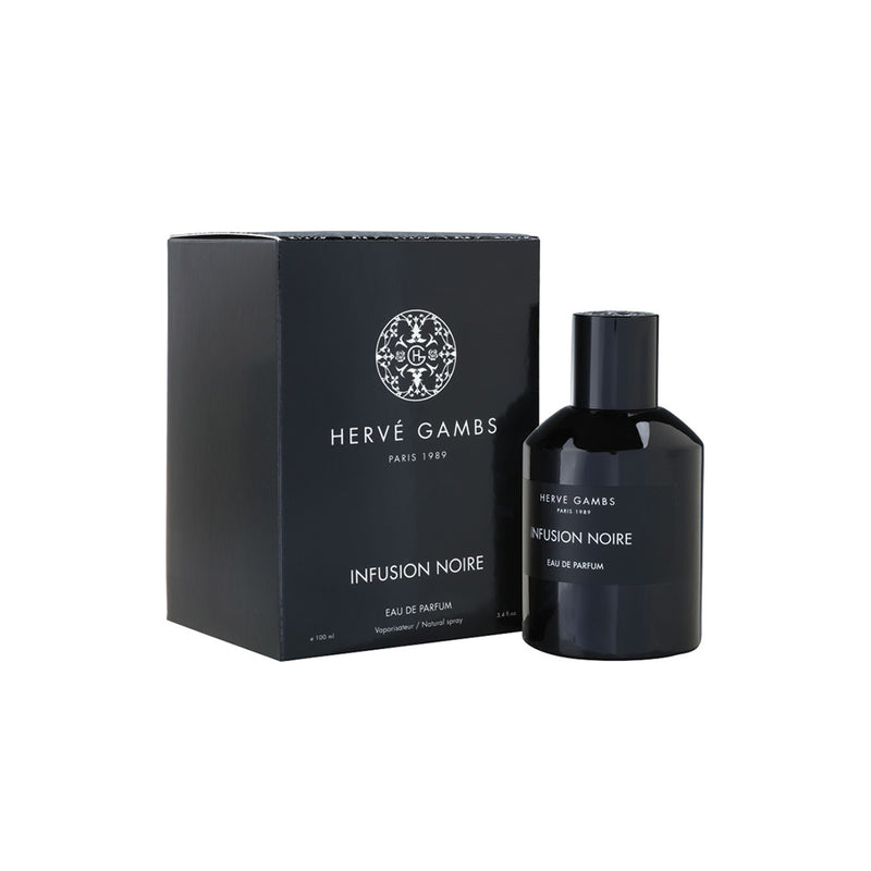 Infusion Noire Eau de Parfum by Hervé Gambs, shop for perfume online at Scentitude