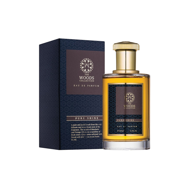 Pure Shine eau de parfum by Woods Collection from Scentitude perfume