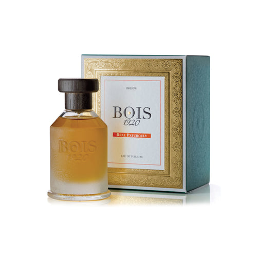 Real Patchouly eau de parfum by Bois 1920 from Scentitude perfume online