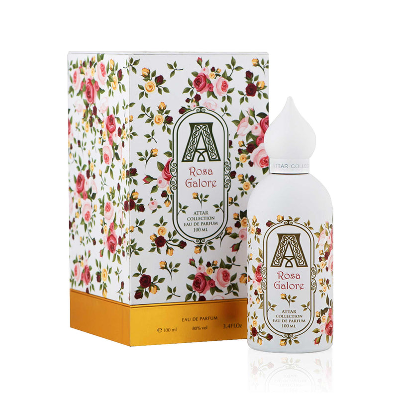 Rosa Galore from the Attar Collection, niche perfume from Scentitude online store