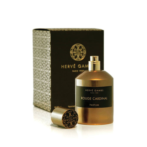 Rouge Cardinal parfum couture by Hervé Gambs, shop online for perfume at Scentitude
