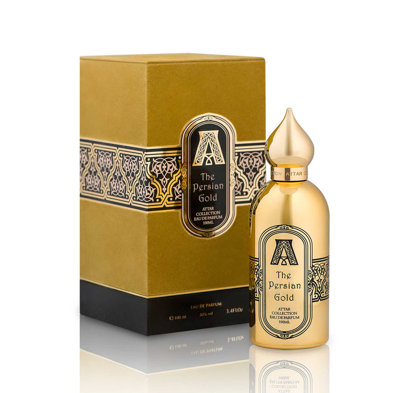 The Perisan Gold from the Attar Collection, niche perfume from Scentitude online store