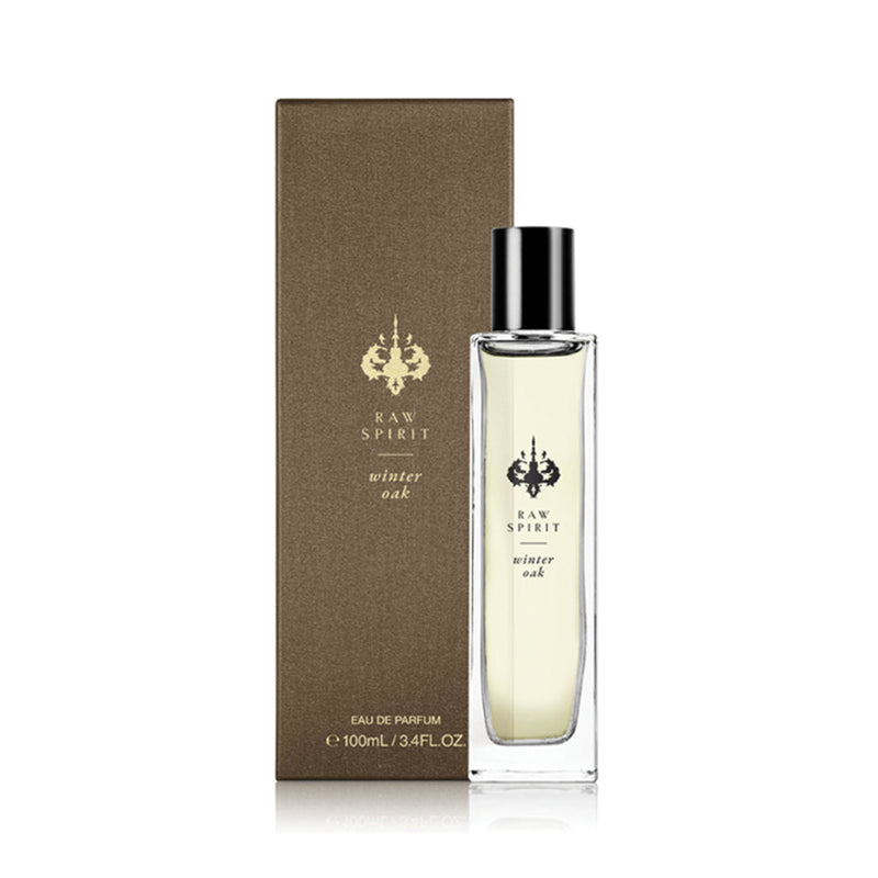 Winter Oak Eau de Parfum by Raw Spirit from Scentitude online perfume shop