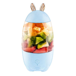 330mL Fruit Cup Machine Kitchen Mixer Maker Small Juicer Electric USB Blender Blender Machine Sports Bottle Juicing Cup