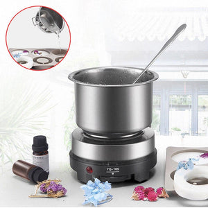 500W Mini Electric Heater Stove EU Plug Cooking Pot Oven Milk Water Coffee Heating Furnace Hot Cooker Plate Kitchen Appliance