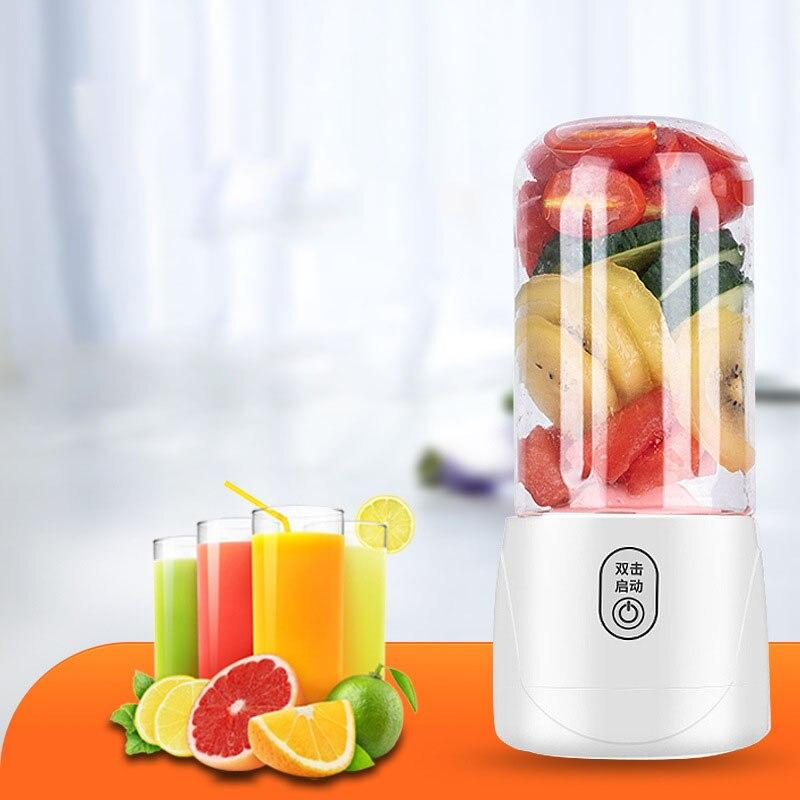 Electric Juicer Machine Usb Portable Blender Citrus Lemon Squeezer Orange Juicer Food Processor Mini Juice Maker Kitchen Tools