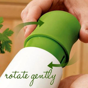 Kitchen Multi-function Cilantro Chopper  And Fruit Chopping Tool Slicing Knife Pasta  Kitchen Special Tools