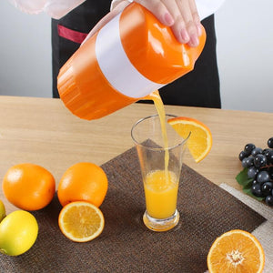 Portable Juicer Orange Manual Citrus Orange Lemon Fruit Squeezer Juicers Original Juice Child Health Juicer Machine Kitchen Tool