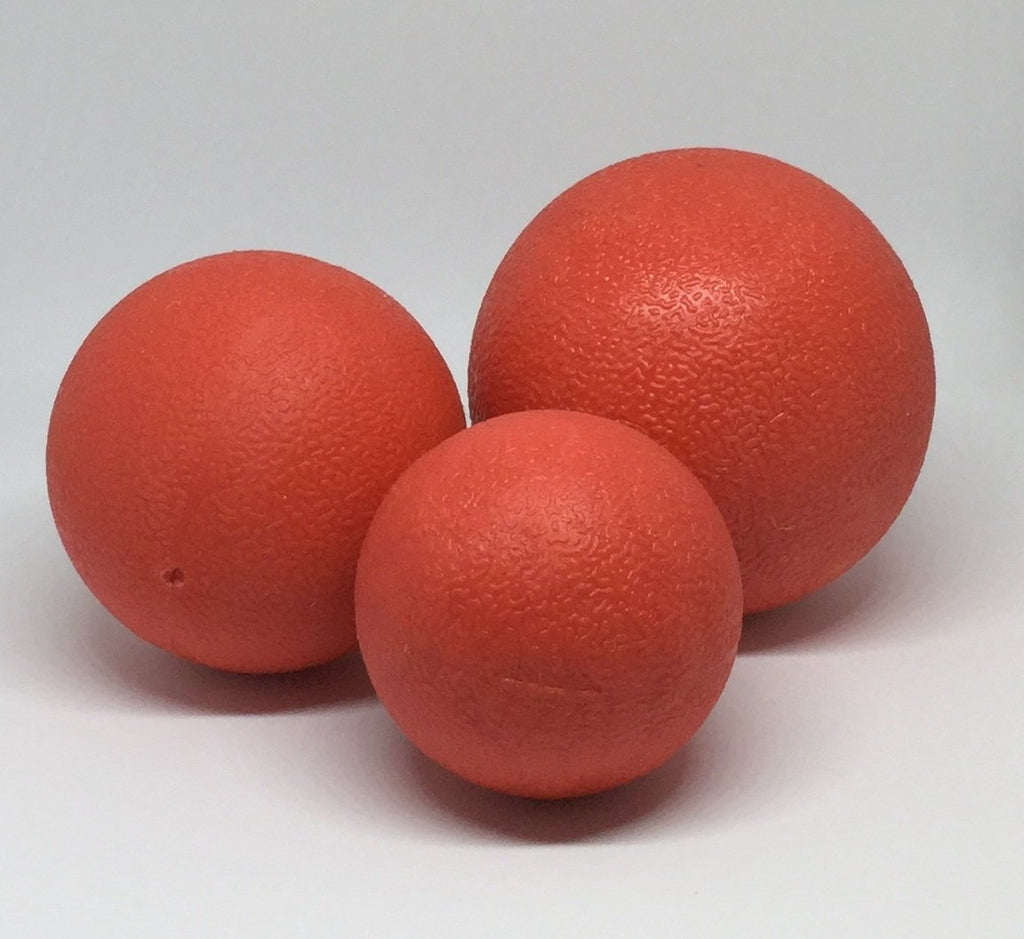 Solid Rubber Ball - Lite | cjade-online-pet-equine