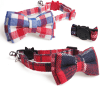 Bow Tie Cat Collar | cjade-online-pet-equine