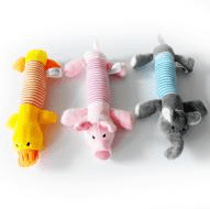 Striped Animal Plushie | cjade-online-pet-equine