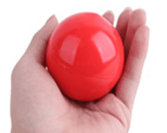 Solid Rubber Ball - Heavy Duty | cjade-online-pet-equine