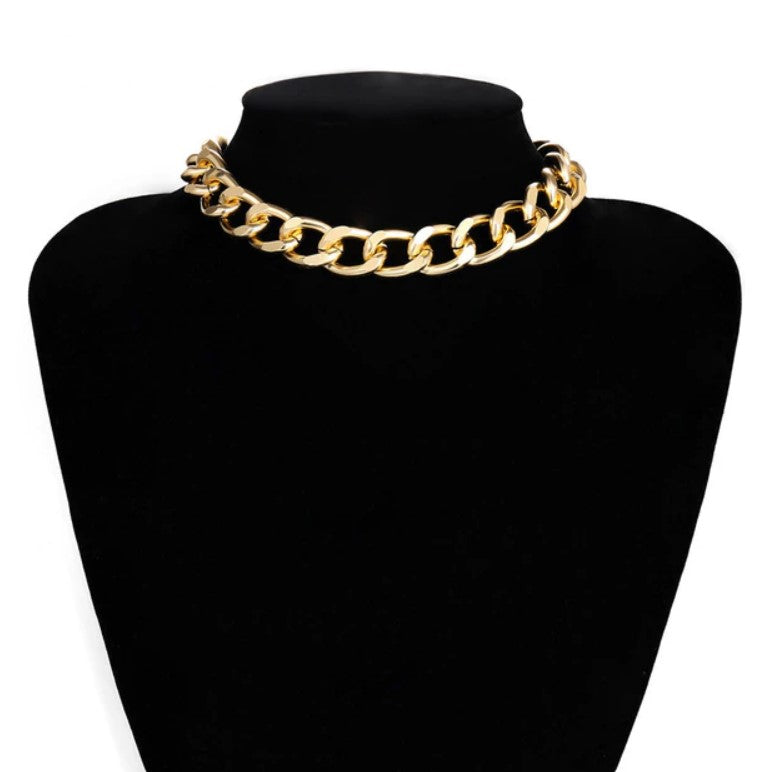 Miami Gold Cuban Choker