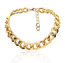 Load image into Gallery viewer, Miami Gold Cuban Choker