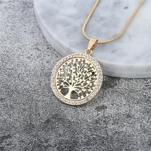 "Load image into Gallery viewer, ""Life Tree"" Necklace"