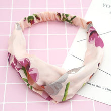 Load image into Gallery viewer, Floral Headband