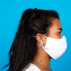 Adult Cotton Face Mask w/ Filter Pocket & Deodorizing Protection