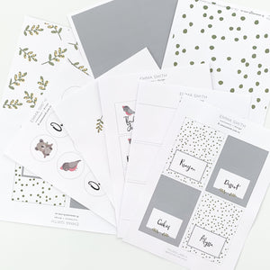 Where to print your printables.